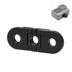 PULUZ Folding Finger Tripod Mount Adapter for GoPro HERO9 Black / HERO8 Black / Max(Black)