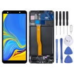 Original LCD Screen and Digitizer Full Assembly With Frame for Samsung Galaxy A7 (2018) SM-A750