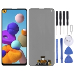 Original LCD Screen and Digitizer Full Assembly for Samsung Galaxy A21s SM-A217