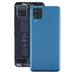 Battery Back Cover for Samsung Galaxy A12(Blue)