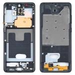 Middle Frame Bezel Plate for Samsung Galaxy S20+ 5G SM-G986B (Black)