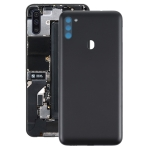 Battery Back Cover for Samsung Galaxy M11 SM-M115F(Black)