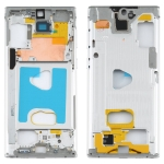 Middle Frame Bezel Plate for Samsung Galaxy Note10 5G SM-N971 (Silver)