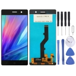 LCD Screen and Digitizer Full Assembly for ZTE Blade A603 (Black)