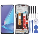 LCD Screen and Digitizer Full Assembly With Frame for OPPO A72 CPH2067