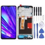 LCD Screen and Digitizer Full Assembly With Frame for OPPO Realme 5 Pro / Realme Q RMX1971
