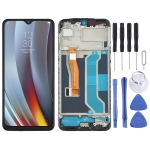 LCD Screen and Digitizer Full Assembly With Frame for OPPO Realme 3 Pro / Realme X Lite RMX1851