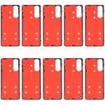 10 PCS Back Housing Cover Adhesive for OPPO Reno3 Pro PCRM00 PCRT00 CPH2009 CPH2035 CPH2037 CPH2036