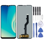 LCD Screen and Digitizer Full Assembly for ZTE Blade A7s 2020 (Black)