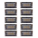 10 PCS Earpiece Speaker for OPPO Realme C1