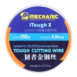 Mechanic iTough X 200M 0.04MM LCD OLED Screen Cutting Wire