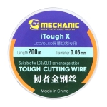 Mechanic iTough X 200M 0.06MM LCD OLED Screen Cutting Wire