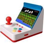 Mini FC Game Console Retro Double Joystick Handheld Game Console, Product color: Blue
