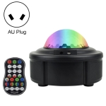 10W Mini Laser Light Magic Ball Projector Light Sound Control Flash Stage Light(AU Plug)