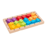MQY004 Children Thinking Training Educational Toy 3D Cube Puzzle(Arrow)