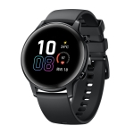 HONOR MagicWatch 2 42mm Sport Wristband Bluetooth Fitness Tracker Smart Watch, Support GPS / Heart Rate / Blood Oxygen Monitoring/ Sleep Monitor / Barometer / Exercise Pedometer /  Call Reminder / Pressure Monitoring(Black)