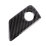 Car Carbon Fiber Glove Box Decorative Sticker for Ford Explorer 2020