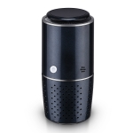 DS-002 Smart Car Negative Ion Air Purifier (Black)