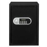 [US Warehouse] Home Use Electronic Password Steel Plate Safe Box, Size: 13.8x13x19.7 inch
