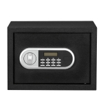 [US Warehouse] Home Use Electronic Password Steel Plate Safe Box, Size: 13.8×9.8×9.8 inch
