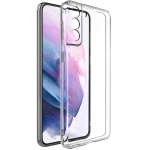 For Samsung Galaxy S21 Plus 5G IMAK UX-5 Series Transparent Shockproof TPU Protective Case
