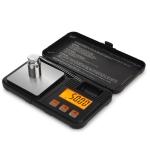 200g/0.01g High-Precision Portable Jewelry Scale  Mini Electronic Scale Precision Carat Electronic Scale