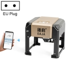 DAJA K5 3W 3000mW 8x8cm Engraving Area Bluetooth Portable Mini Laser Engraver Carving Machine, EU Plug