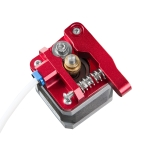 Creality All Metal Red Block Bowden Extruder Kit for Ender-3 / Ender-3 Pro / Ender-3 V2 / CR-10 Pro V2 3D Printer