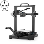 CREALITY CR-6 SE 350W Intelligent Leveling-free DIY 3D Printer, Print Size : 23.5 x 23.5 x 25cm, UK Plug