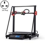 CREALITY CR-10 Max 750W Automatic Leveling Golden Triangle DIY 3D Printer, Print Size : 45 x 45 x 47cm, UK Plug