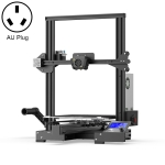 CREALITY Ender-3 Max Smart Sensor Dual Cooling Fans DIY 3D Printer, Print Size : 30 x 30 x 34cm, AU Plug