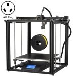CREALITY Ender-5 Plus Auto Bed Leveling Filament End Sensor DIY 3D Printer, Print Size : 35 x 35 x 40cm, AU Plug