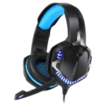 Original Lenovo HS15 3.5mm Plug Wired Gaming Headset with High Sensitivity Noise Reduction Microphone, Support for Calls, Cable Length: 2.2m