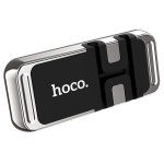 hoco CA77 Carry Winder Magnetic Car Holder for 4.7-6.5 inch Mobile Phone (Silver)