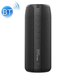ZEALOT S51 Portable Stereo Bluetooth Speaker with Built-in Mic, Support Hands-Free Call & TF Card & AUX (Black)