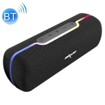 ZEALOT S55 Portable Stereo Bluetooth Speaker with Built-in Mic, Support Hands-Free Call & TF Card & AUX (Black)