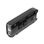 Nitecore 700 Lumens TIP SE Mini LED Glare Flashlight USB Rechargeable Metal Lamp (Black)