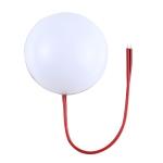 48mm 3W Semi-circular LED Bulbs, DC 12V (Warm White)