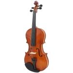 4/4 Full Size Acoustic Violin Handmade Solid Wood Violin