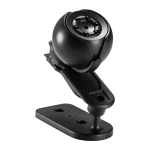 SQ6 1080P Large Wide-angle Mini HD Smart Camera, Support Night Vision & Motion Detection