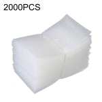 2000 PCS Double-layer Self-adhesive Bubble Bag, Size: 20×25+4cm