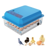 Egg Incubator Small Automatic Home Intelligent Chicken Tool Hatcher Specification: 30 PCS Fully Automatic (Roller Spacing Adjustable)