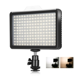 PULUZ 176 LEDs 12W 3300-5600K Dimmable Studio Light Video & Photo Light