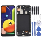 TFT Material LCD Screen and Digitizer Full Assembly With Frame for Samsung Galaxy A50s