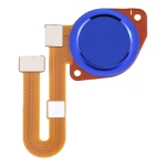 Fingerprint Sensor Flex Cable for Motorola Moto G9 Play(Dark Blue)
