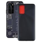 Original Battery Back Cover for Xiaomi Redmi Note 9 4G(Black)