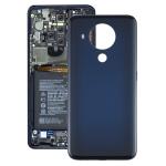Original Battery Back Cover for Nokia 5.4 TA-1333 TA-1340(Black)
