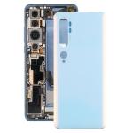 Battery Back Cover for Xiaomi Mi CC9 Pro(White)