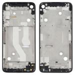 Front Housing LCD Frame Bezel Plate for Motorola Moto G Stylus XT2043 XT2043-4 (Black)