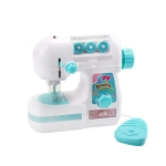 7923 Small Size Girls Electric Sewing Machine Small Home Appliances Toys Children Play House Toy